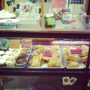 Scones, Cupcakes & Goodies @ Chapter 2